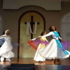 Dancing for the end time Harvest